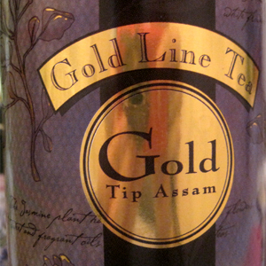 Gold Line Tea - Gold Tip Assam from The Coffee Bean & Tea Leaf