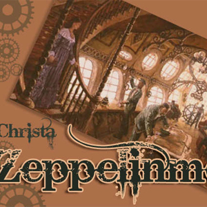 Zeppelinmobile from Adagio Teas