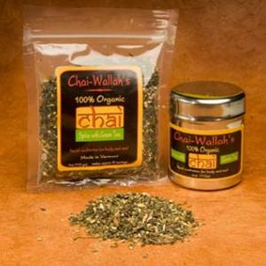 Spice with Green Tea from Chai Wallah
