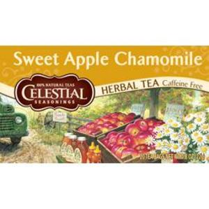 Sweet Apple Chamomile from Celestial Seasonings