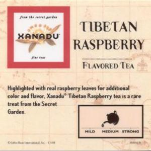 Tibetan Raspberry from Xanadu Fine Teas