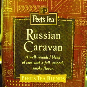 Russian Caravan from Peet's Coffee & Tea
