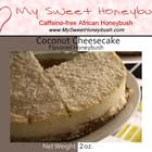 Coconut Cheesecake Honeybush from 52teas