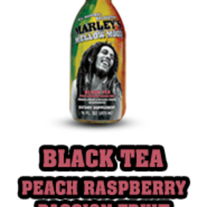 Black Tea Peach Raspberry Passion Fruit (Marley's Mellow Mood) from Marley Beverage Company