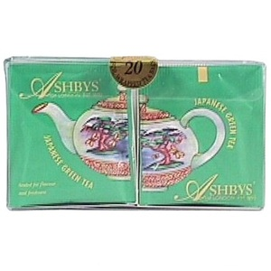 Japanese Green Tea from Ashby's of London