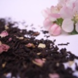 Earl Grey with Rose Petals from First Class Teas