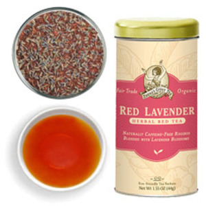 Red Lavender from Zhena&#x27;s Gypsy Tea