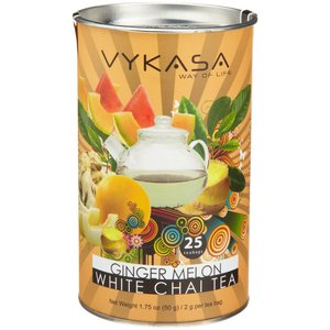 Ginger Melon White Chai from Vykasa