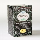 Organic Black Cherry Ceylon from St. Dalfour