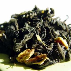 Orange Ginger Green Oolong from Chi of Tea