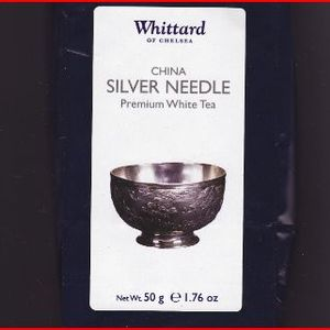 China Silver Needle from Whittard of Chelsea