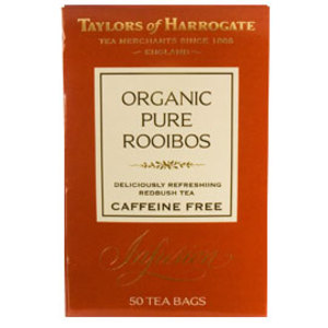 Organic Pure Rooibos from Taylors of Harrogate