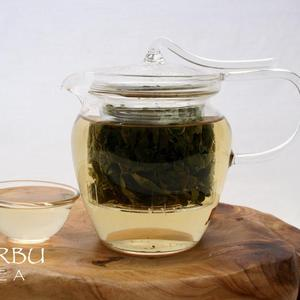 One-Handed Glass Teapot by Norbu Tea from Teaware