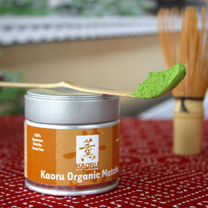Organic Matcha &quot;Kaoru&quot; from O-Cha.com
