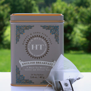 English Breakfast- HT Blend from Harney & Sons