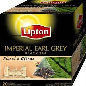 Imperial Earl Grey from Lipton