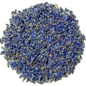 Pure Ultra Lavender Flowers Dried from Island Teas