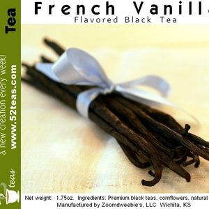 French Vanilla Assam from 52teas