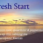 """Fresh Start"" Licorice Root & Peppermint from Carolynne Keenan"