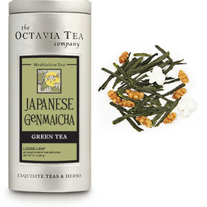 Genmaicha from Octavia Tea