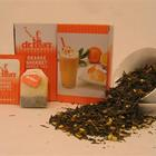 Craving Tea- Ornge Sherbet Green(Bagged) from Dr. Tea's Tea Garden