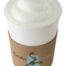 Pomegranate Vanilla Oolong Tea Latte from Caribou Coffee