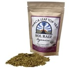 Maca Leaf Top Tea from Sol Raiz Organics