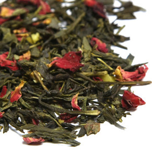 Pomegranate White Tea from Unknown