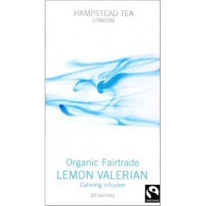 Organic Fairtrade Lemon Valerian from 深蒸し茶