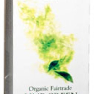 Organic Fairtrade Lime Green from Hampstead Tea