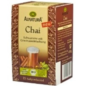 Chai from Alnatura