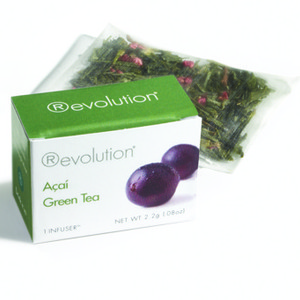 Acai Green Tea from Revolution Tea