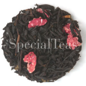 Strawberry-Cream with Pieces from SpecialTeas