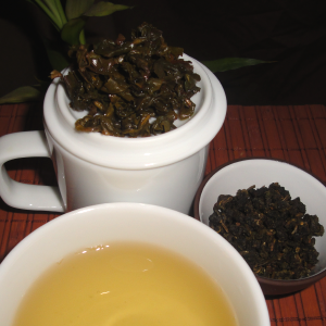Grape Oolong from Butiki Teas