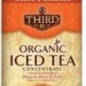 Iced Tea Concentrate-Peach Black from Third Street Chai