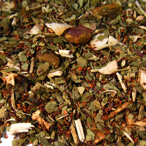 Pistachio Lime Mate from Fusion Teas
