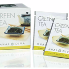 Mhai Diva Green Tea from Mhaidiva