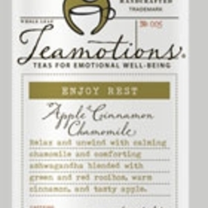 Enjoy Rest - Apple Cinnamon Chamomile from Teamotions