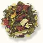 Cranberry Sencha from The Jasmine Pearl Tea Merchants