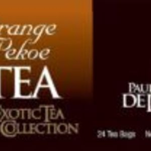 Orange Pekoe from Paul deLima