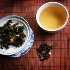 Rose Violet Calendula Oolong from Butiki Teas