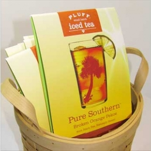 Pure Southern from Pluff Iced Tea