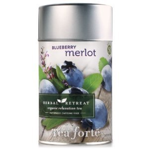 Blueberry Merlot from Tea Forte