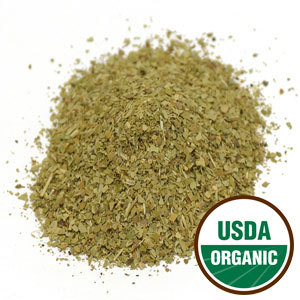 Green Yerba Mate from Starwest Botanicals