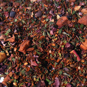 Chocolate Mint Rooibos from Fusion Teas