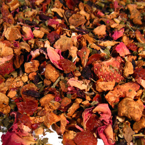 Strawberry Ginger from Fusion Teas