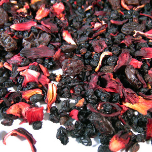 Black Currant from Fusion Teas