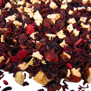 Raspberry Hibiscus from Fusion Teas