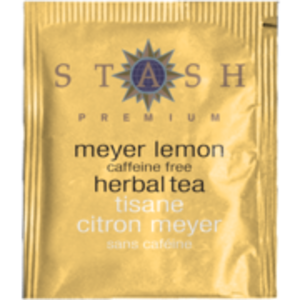 Meyer Lemon Herbal Tea from Stash Tea Company