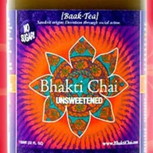 Unsweetened Bhakti Chai from Bhakti Chai